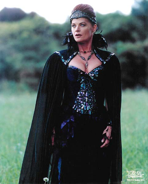 Meg Foster as hera